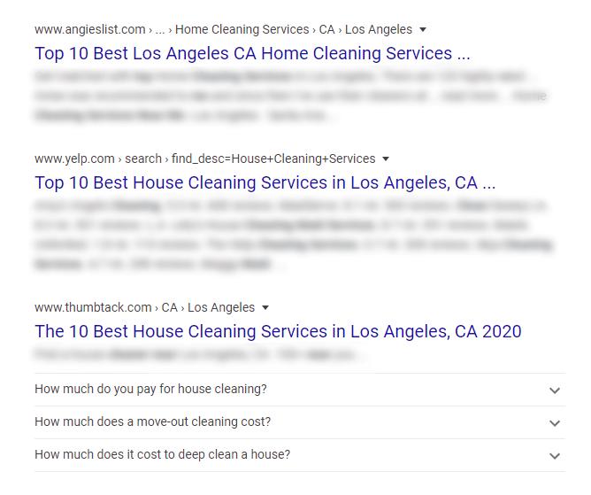 Top10BestLosAngelesCaHomeCleaningServices