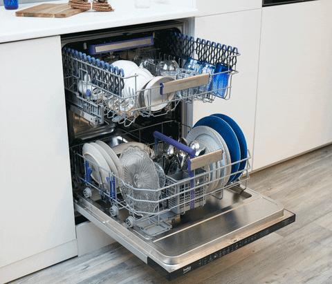 dishwasher cleaning
