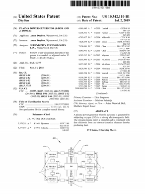 Issued Patent 10,342,110