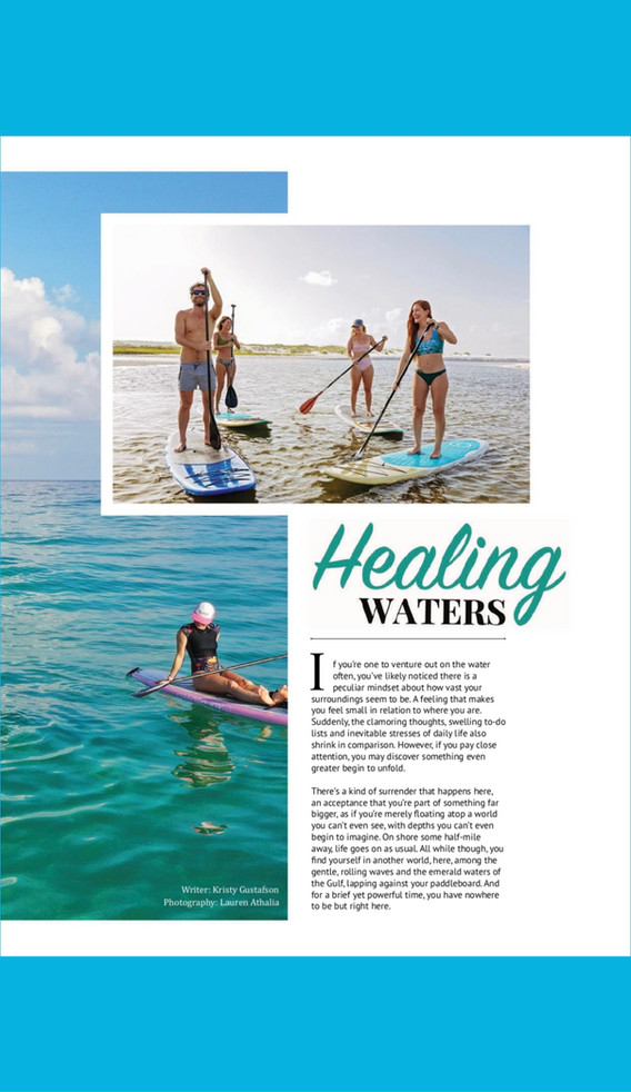 Beach Happy Magazine Fall 2020