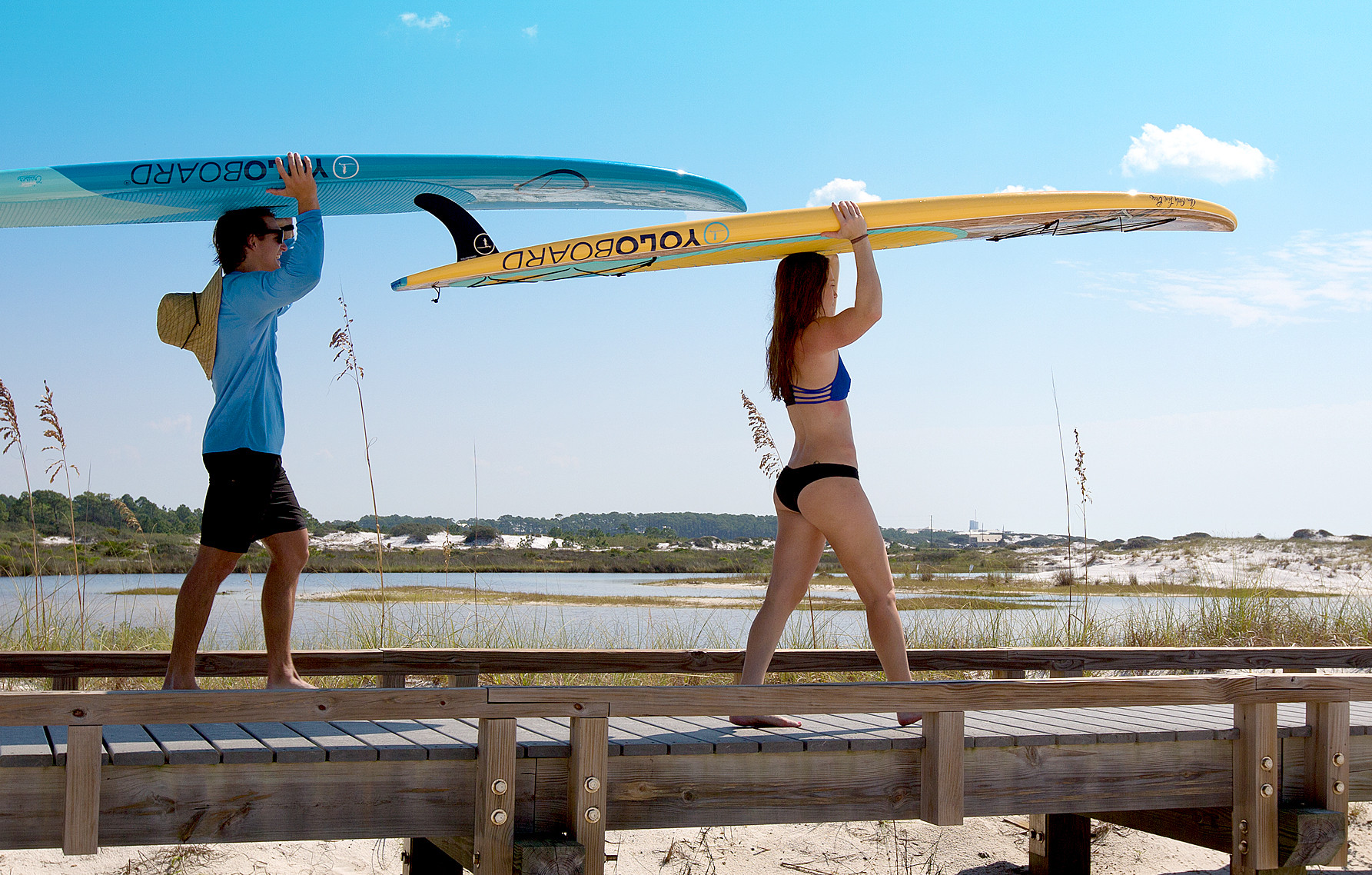 August 6th Gulf Therapy Paddle