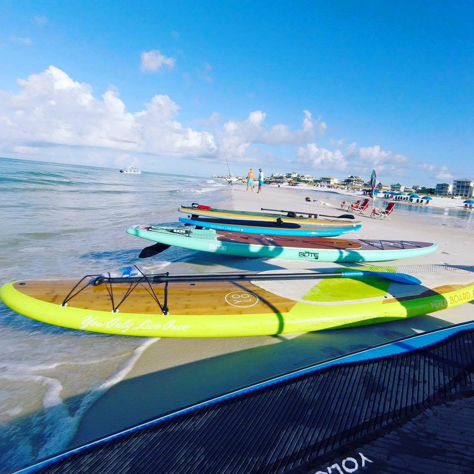 September 3rd Gulf Therapy Paddle