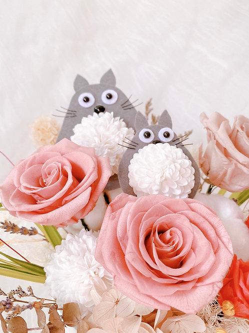 Secret Garden X Totoro