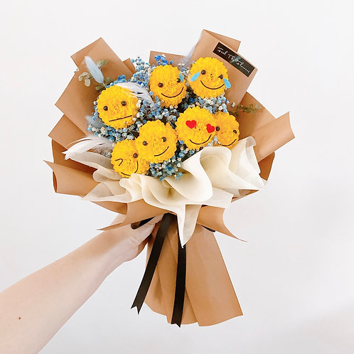 Emoji Bouquet