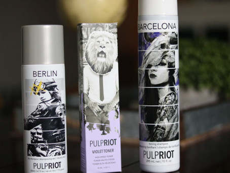 pulp riot dropped some new products... & these are my favorites