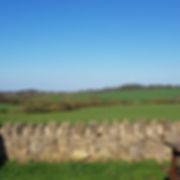 Fields overlooking Harthill