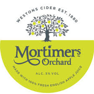 Mortimers Cider 4 Pint