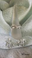 Zilveren ring met bijpassende oorstekers