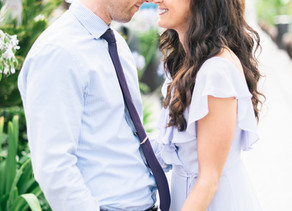 Lifestyle Engagement Photo Shoot in San Diego