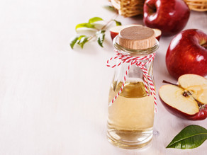 5 Reasons To Fall in Love with Apple Cider Vinegar