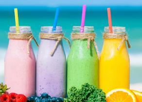 4 Smoothie Recipes to Brighten Your Cycle