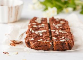 Inner Buddha Sweet Potato Brownies | Luteal & Menstrual Phase Recipe