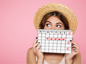 3 Hormones Controlling Your Monthly Cycle & How to Deal