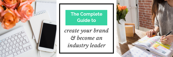 create your brand
