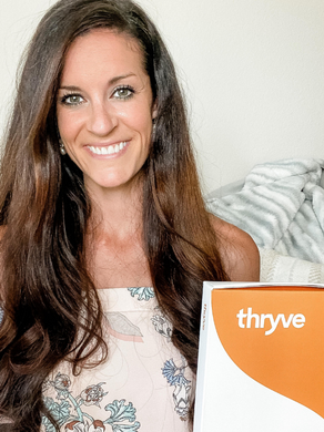 How to Naturally Fix Your Gut Health   Thryve Gut Test & Personalized Probiotics Review