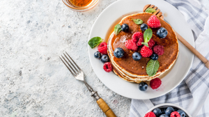 gluten free dairy free pancakes cycle syncing recipes