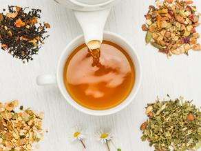 My 6 Favorite Teas for Energy, Stress & Detox