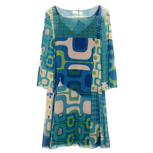 Vestido Ipanema Azul