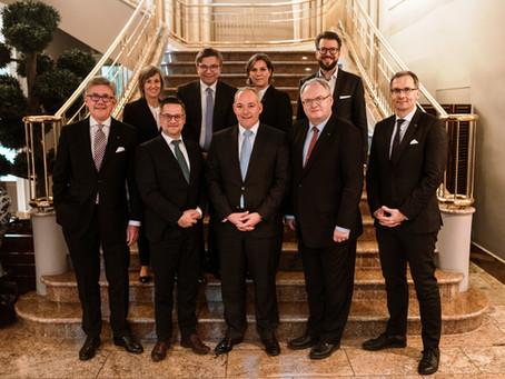 Mitglieder des BDVM haben gewählt: Peer Höfling im Vorstand