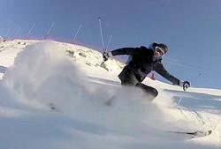 cadre-sortie ski
