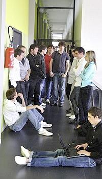 presentation-groupe eleves