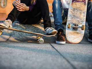 Skateboards and Sons: A Lesson On How To Live