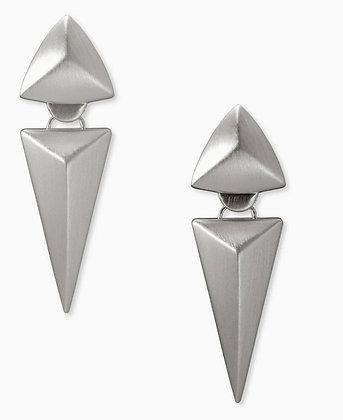 Kendra Scott Vivian earring silver