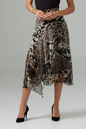Joseph Ribkoff animal skirt