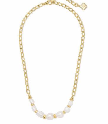 Kendra Scott Demi Pearl Necklace