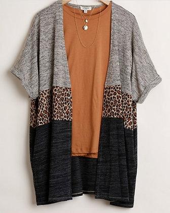 Open Front Kimono