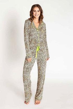 P J Salvage  Neon Nights Pajama Set