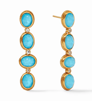 Julie Vos Calypso Statement Earring