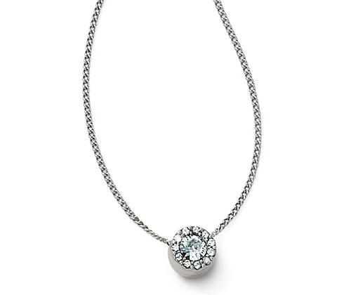BRIGHTON Illumina Solitaire Necklace
