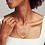 Thumbnail: Lila Vintage Silver Strand Necklace In Silver Natural