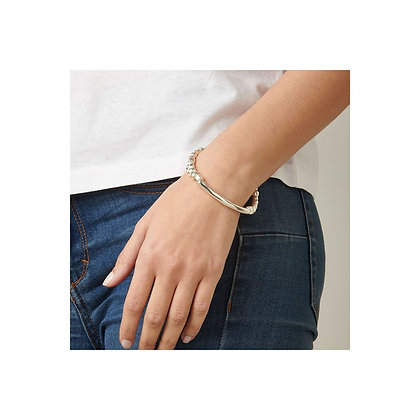 Uno de 50 Journey stretch bracelet