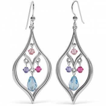 Brighton Prism Lights Drops French Wire Earrings