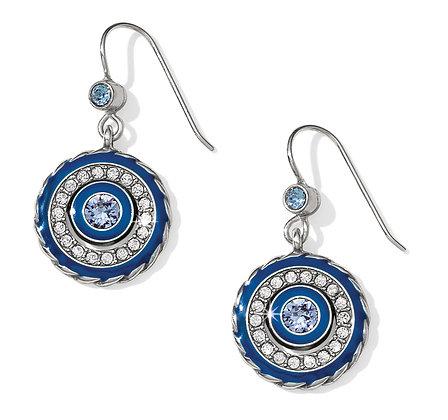 Brighton Halo Eclipse earrings