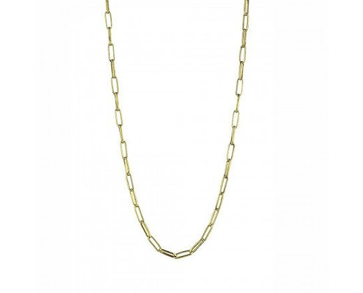 Waxing Poetic Seppo Chain - Brass 18""