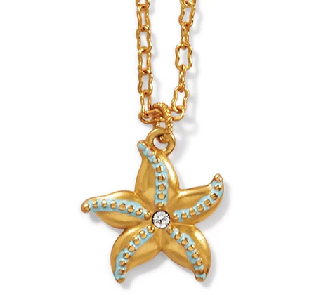 BRIGHTON Paradise Cove Petite Starfish Necklace