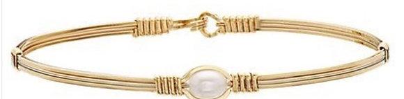 """Ronaldo """"Pearl of My Heart"""" bracelet"""