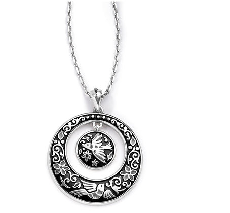 Brighton Moonlight Garden Pendant Necklace