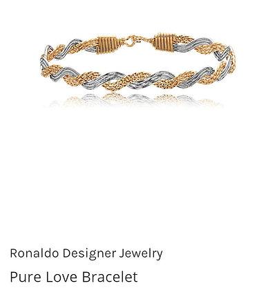 "Ronaldo ""Pure Love"" bracelet"