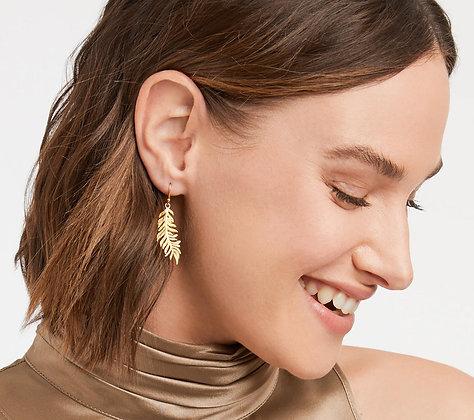 Julie Vos Fern Earring
