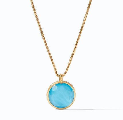 Julie Vos Coin Statement Pendant