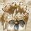 Thumbnail: Waxing Poetic Bee Kind Pendant - Blue Quartz