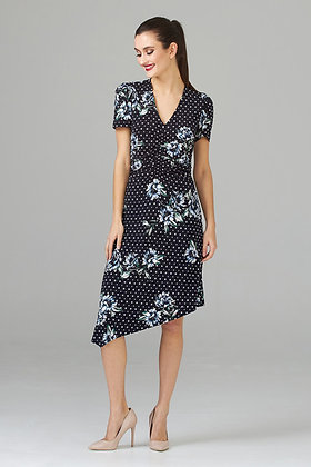 Joseph Ribkoff dot dress
