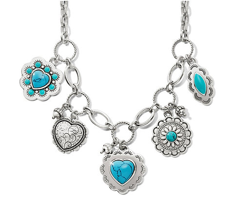 Brighton Southwest Dream Spirit Charm Necklace