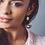 Thumbnail: Waxing Poetic Vista Earrings  - Brass