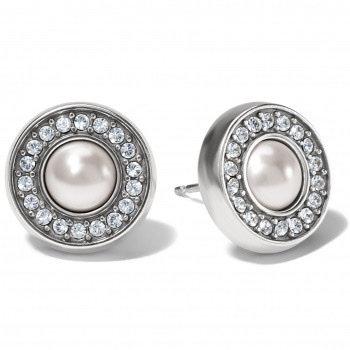 BRIGHTON Meridian Pearl Post Earrings