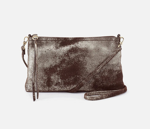 Hobo Darcy Crossbody Metallic leather